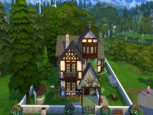 Minecraft Wald Haus