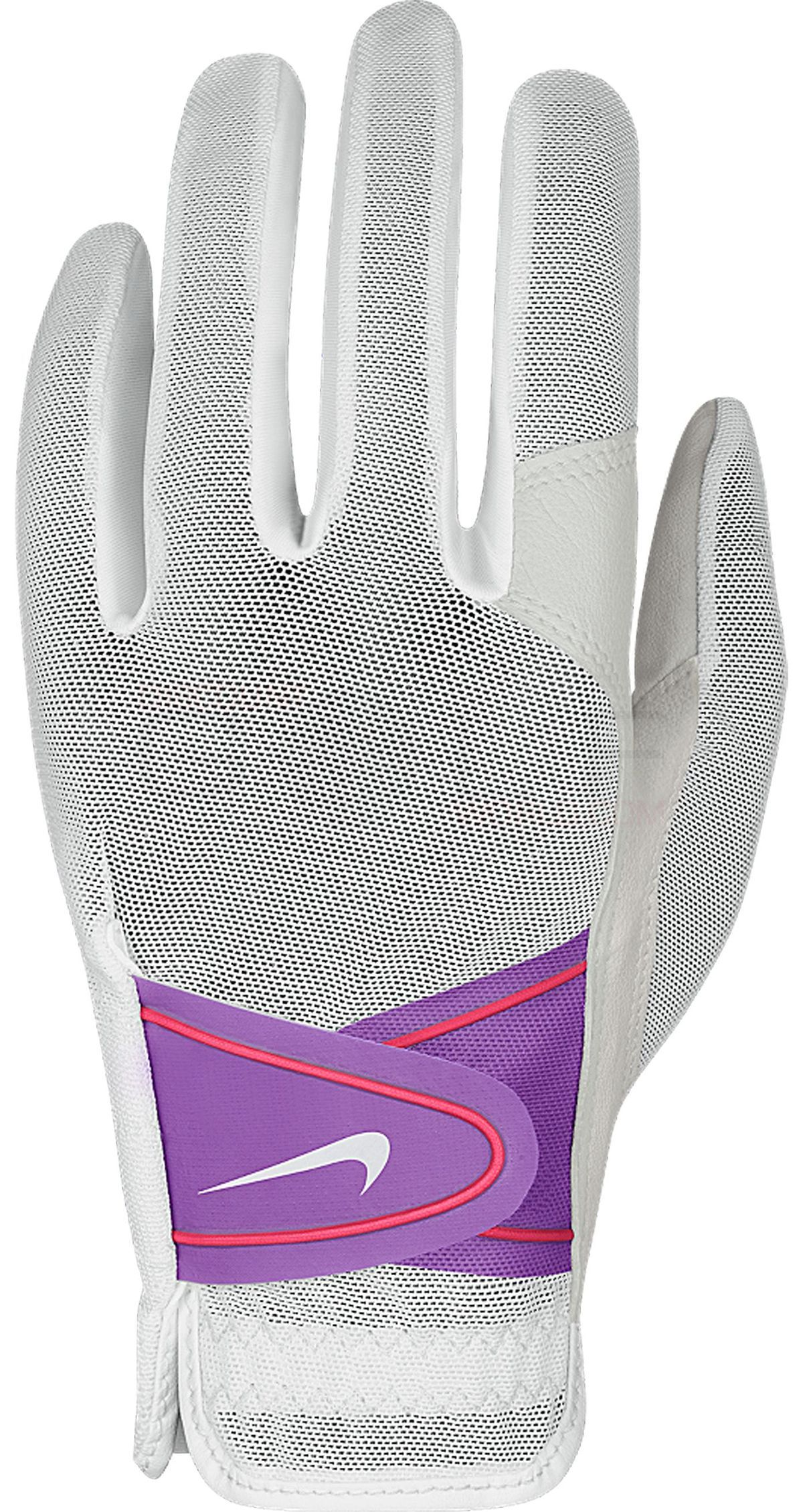 new products 33168 7b088 Nike Women s Summer Lite II Golf Glove Genuine Leather, Superior Fit,  Enhanced Feel Gloves Equipment -  11.19