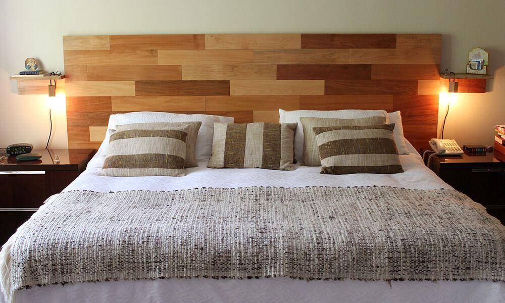 Resultado de imagen para respaldo de madera | cabeceras | Pinterest ...