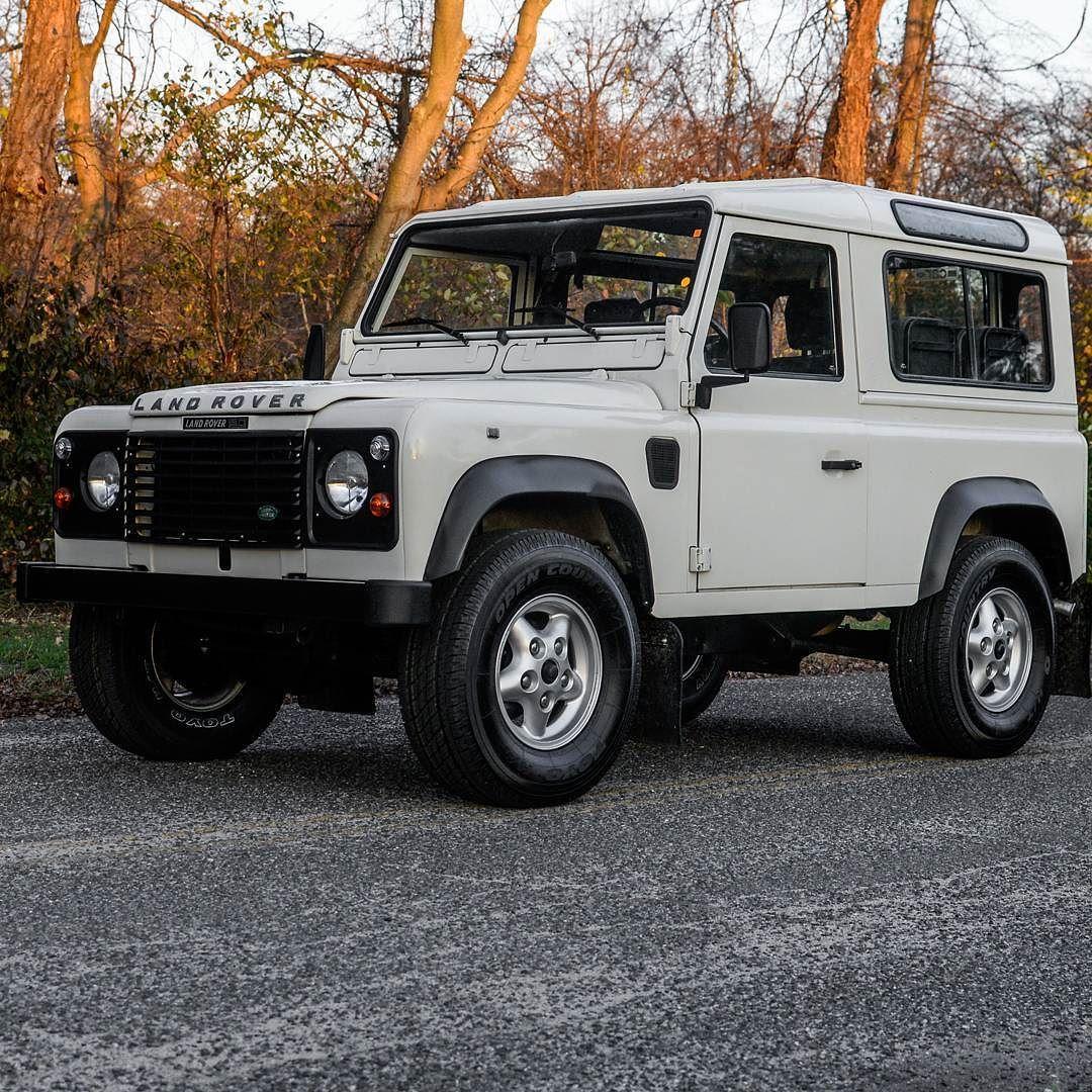 Land Rover Defender 90 Td5 Sw Se