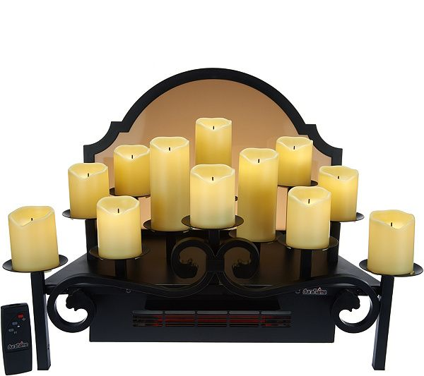 Add Instant Ambience And A Touch Of Heat To Any Room With The