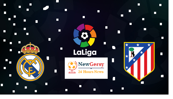 Atletico Madrid vs Real Madrid derby preview LaLiga