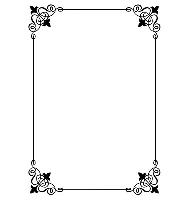 Christmas Picture Frames 5x7