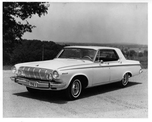 1963-Dodge-Canada-440-ORIGINAL-Factory-Photo-oub6476 ...