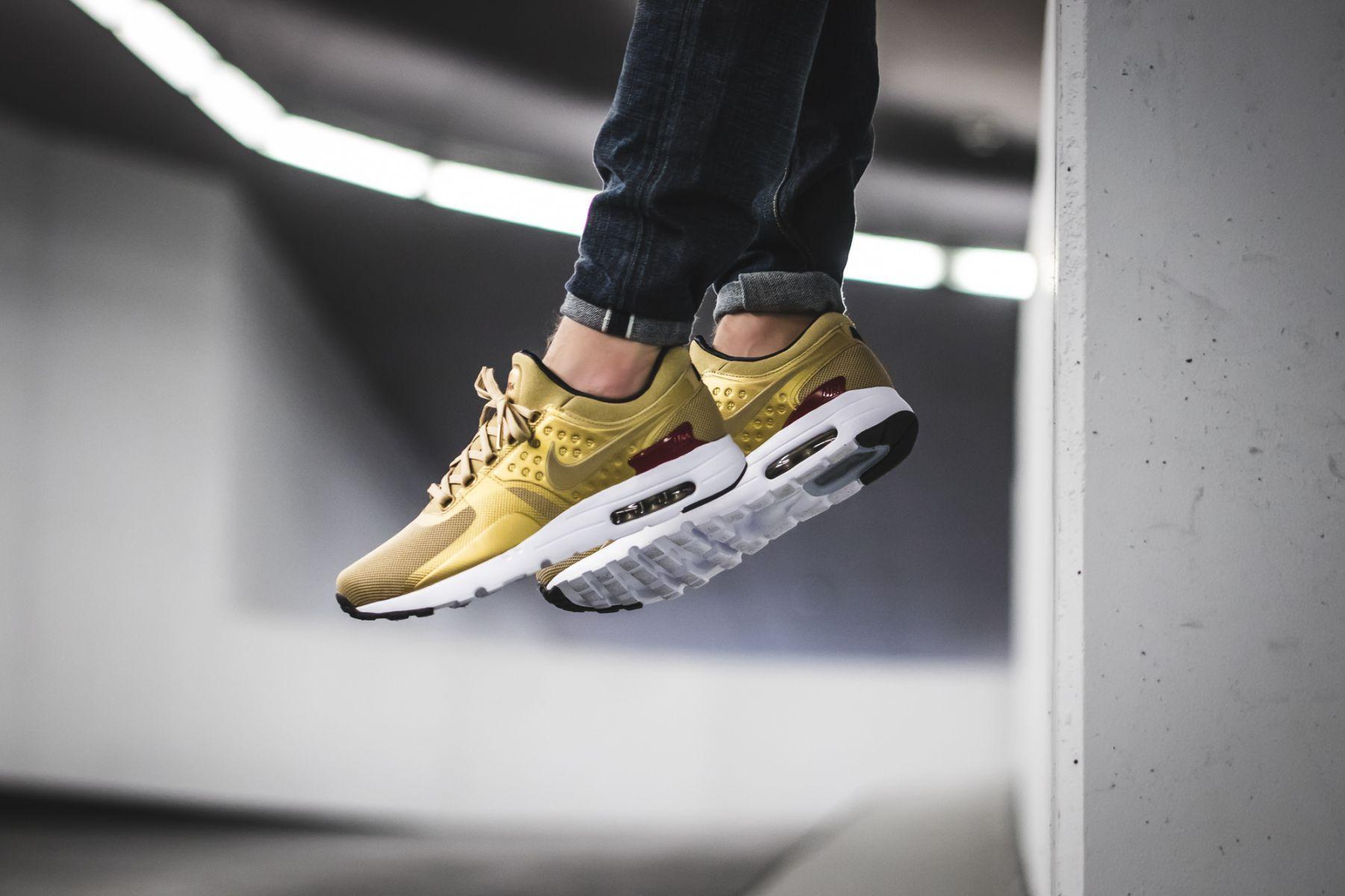 Nike Air Max Zero QS (gold) 789695 700 | 43einhalb sneaker