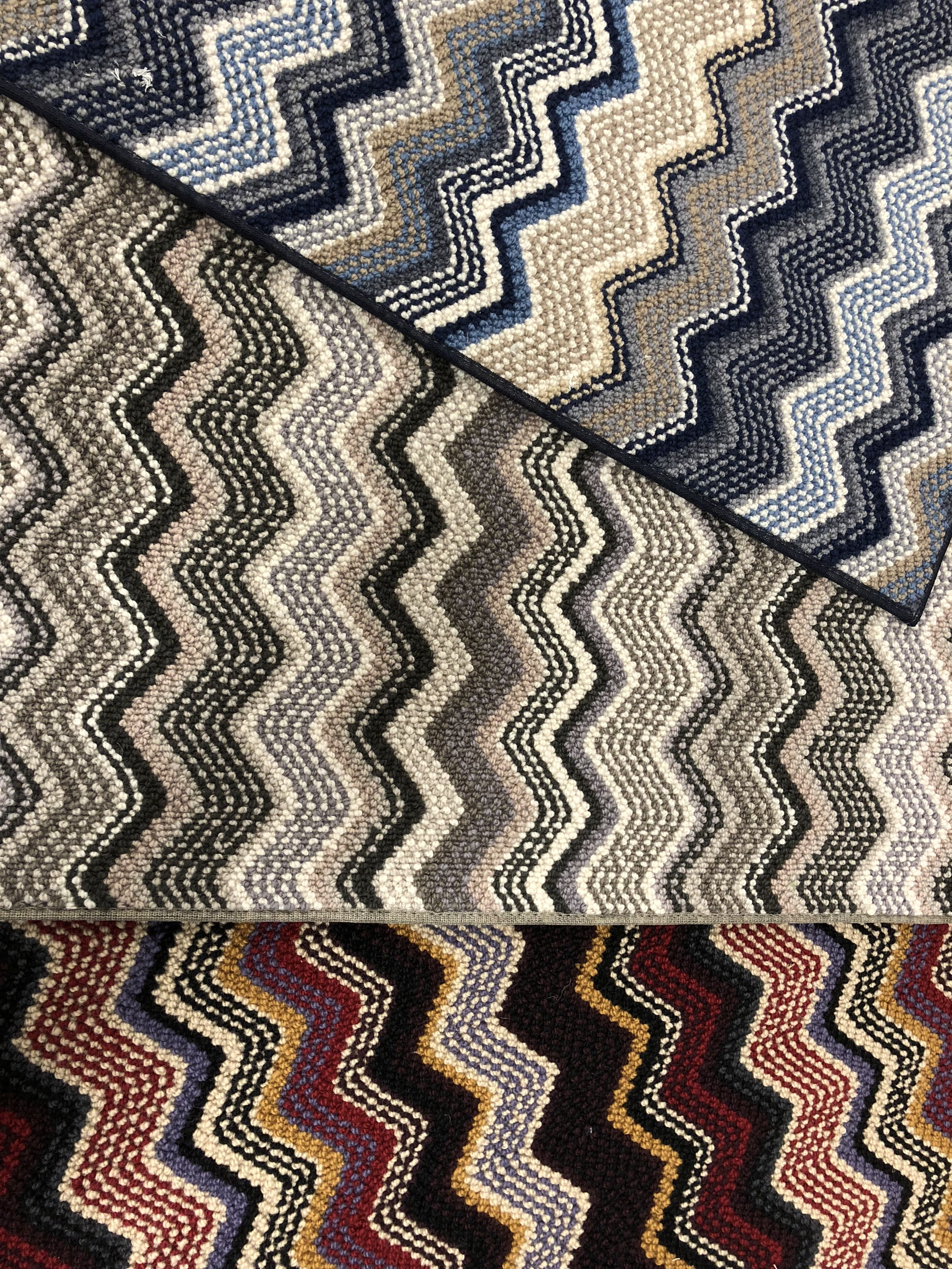 Missoni Offered For Stair Runners