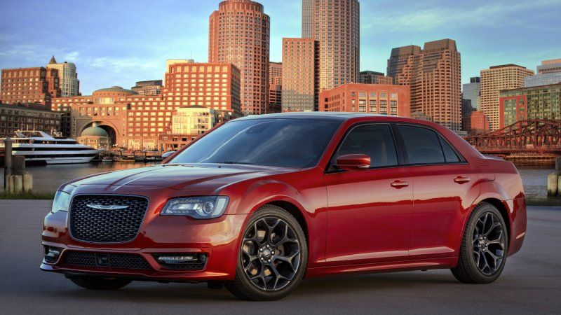 2020 Chrysler 300 Gets New Colors A New Package And New Prices