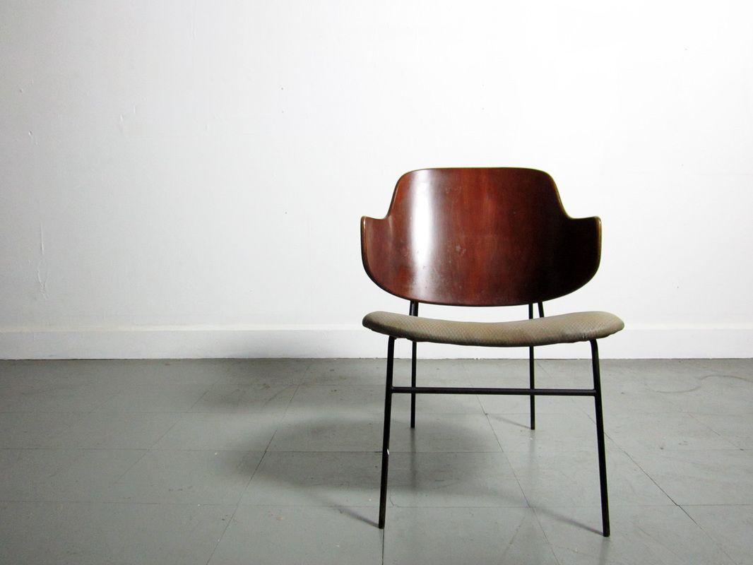 Ib Kofod Larsen Plywood Chair