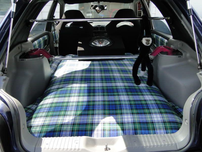 Diy Subaru Wagon Bed Pictures Too Subaru Impreza Gc8