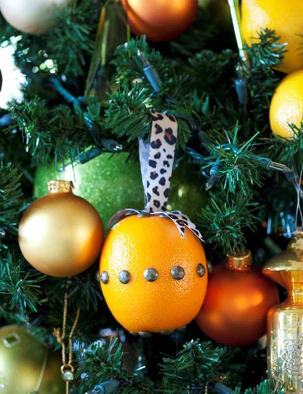Easy Homemade Christmas Decorations DIY Christmas Decorations