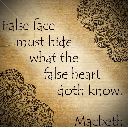 Famous Macbeth Quotes Simple Pin By Roboticalpaca Miruchan On Pierced To The Heart Pinterest