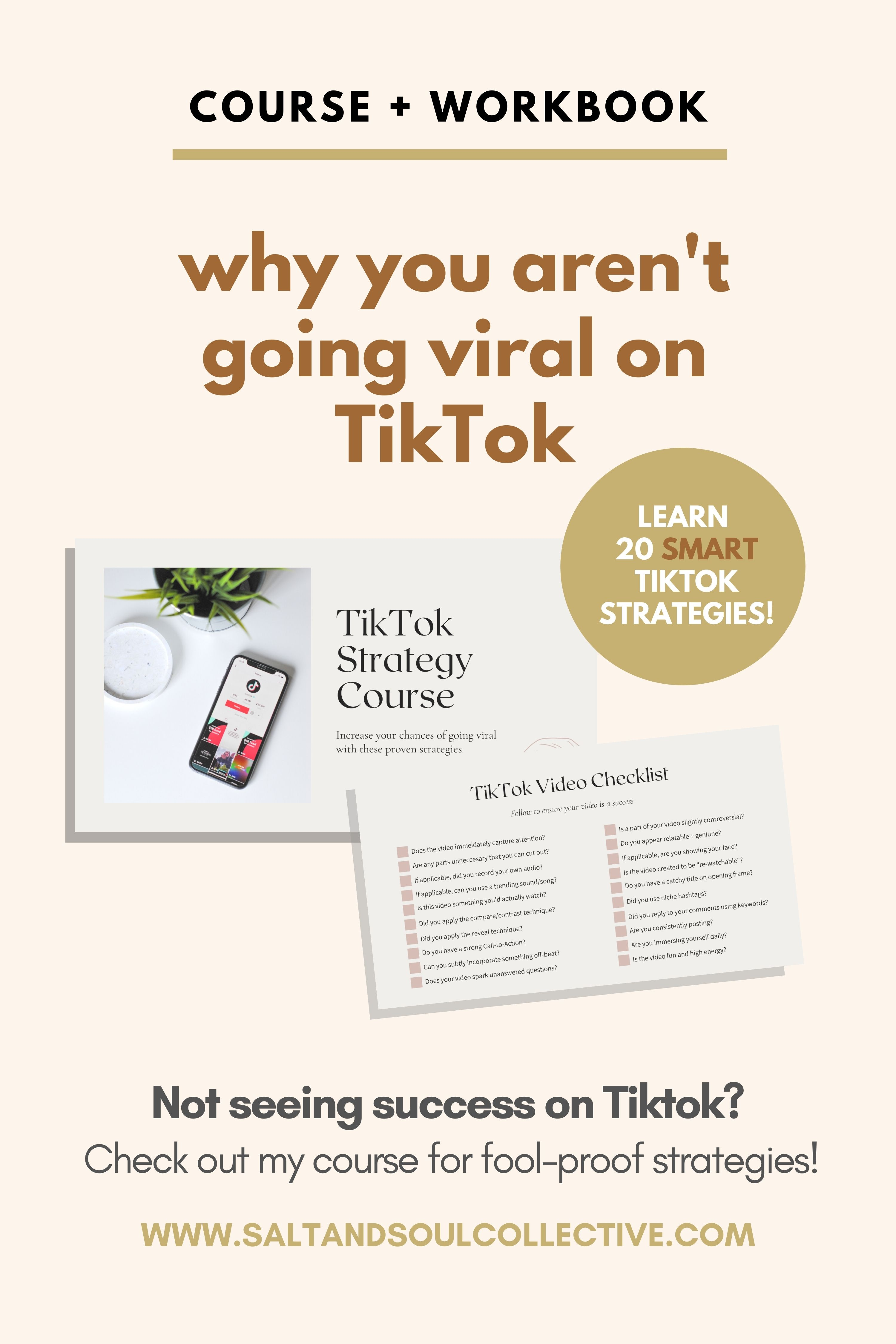 Learn How To Go Viral On Tik Tok 20 Smart Tiktok Strategies How To Get Followers Social Media How Are You Feeling