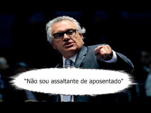 RS Notícias: CAIADO CALA A BOCA DE PETISTAS ABUSADOS, QUE ACHAM...
