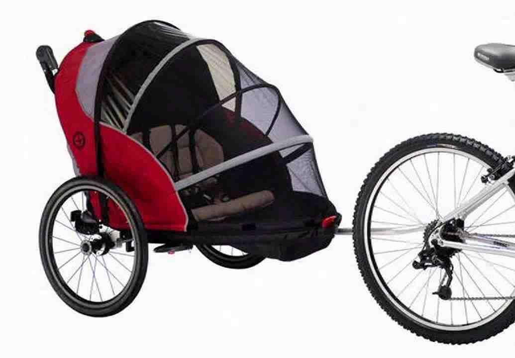 28+ Jogging stroller bike attachment information
