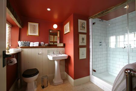 Aston Matthews bathroom at The Peat Spade Inn | Bathroom ...