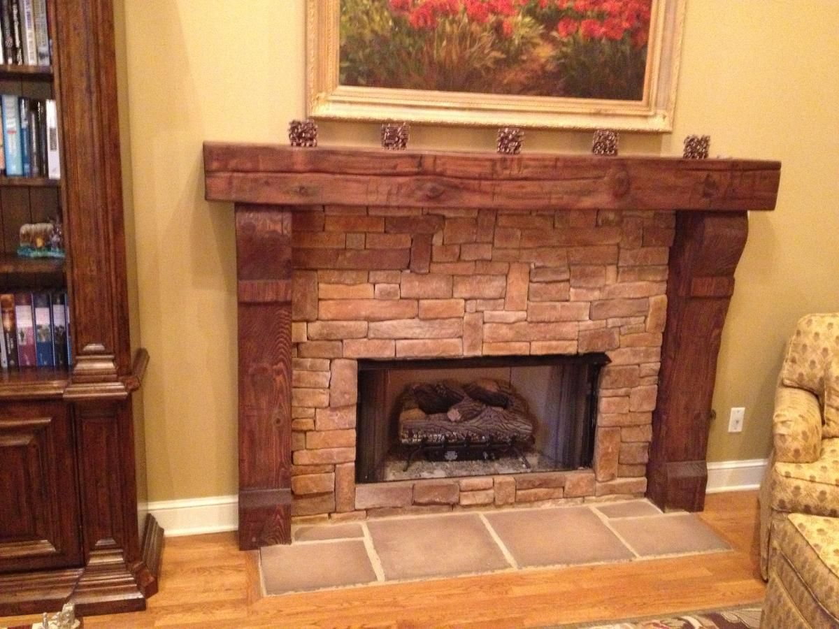 custom fireplace mantels asheville nc for the home pinterest