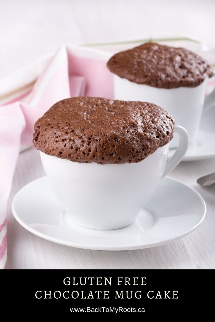 Chocolate mug cake gluten free recipe mug recipes