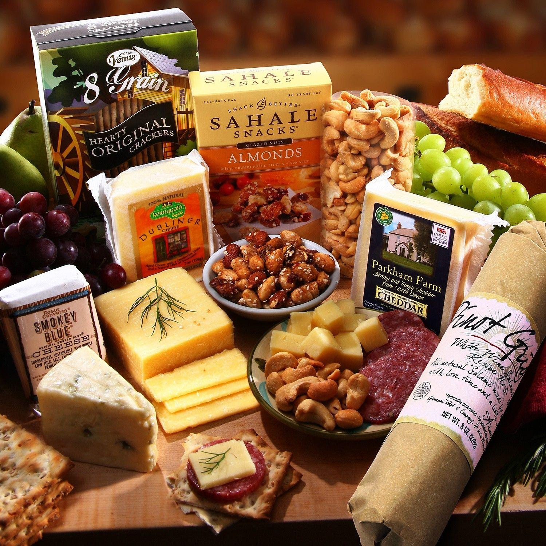 Red Wine Cheese Pairing Ultimate Gourmet Gift