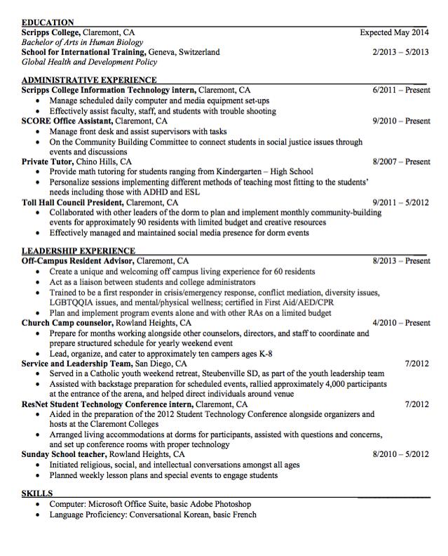 sample private tutor resume httpexampleresumecvorgsample private