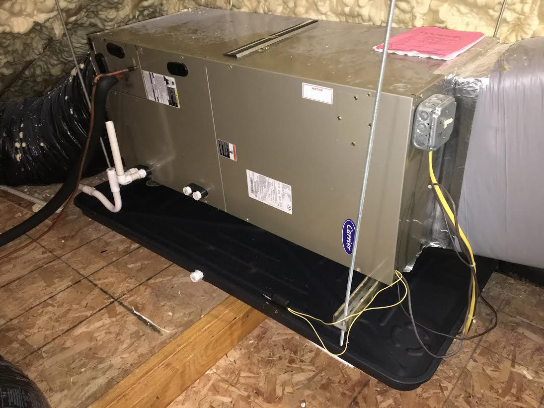 Prevent Water Damage From Your Air Conditioner Vasi Hvac Home