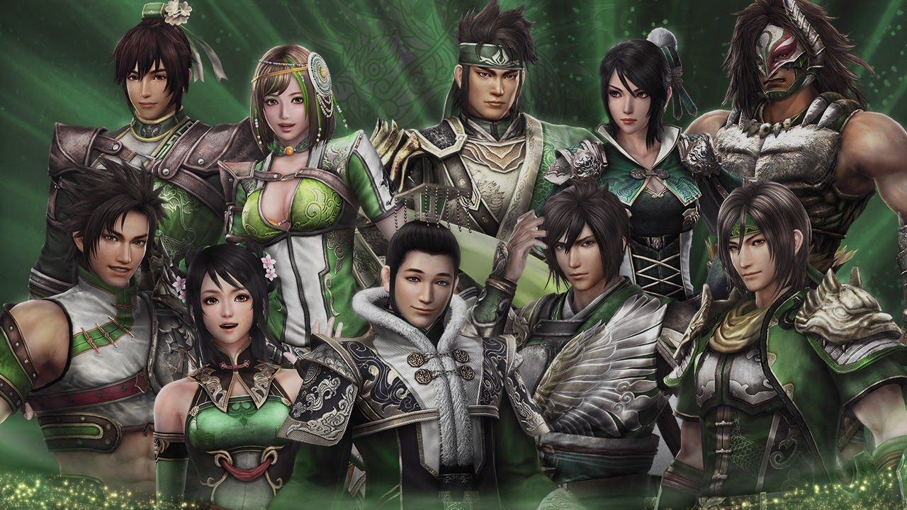 Dynasty Warriors 8 Wallpaper Dynasty Warriors Warriors Wallpaper Samurai Warrior