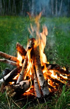Essential how-to for summertime fun -- How-To Remove Campfire Smoke Odor From Clothes -- via @StyleList Home