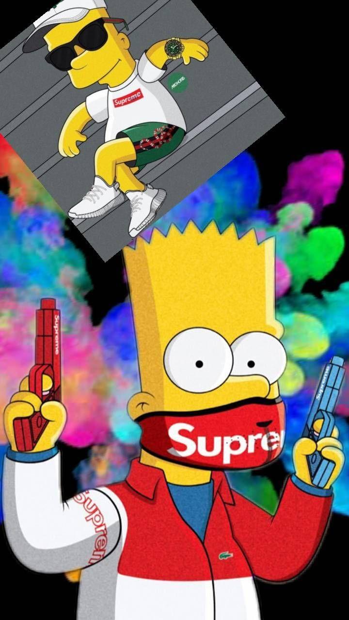 Gucci Wallpaper Cartoon Cool Supreme Wallpapers