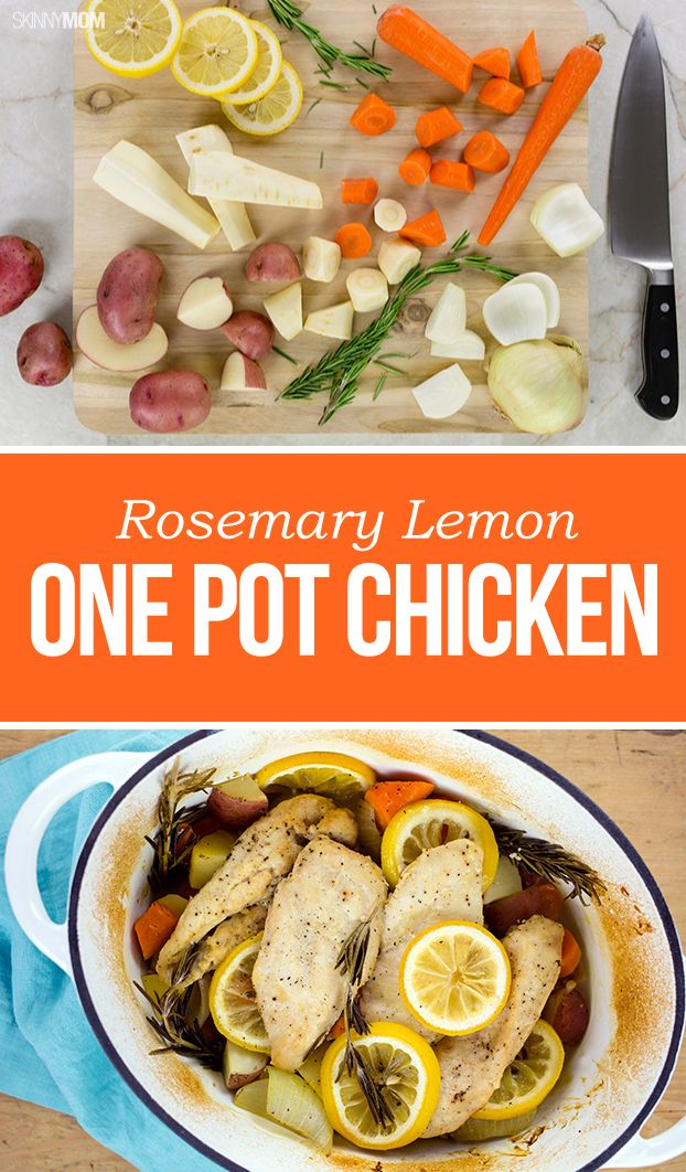 This one pot recipe will be a hit with the whole family!