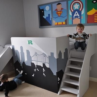 17 Best images about Super Hero Inspirations for Boys Bedrooms on Pinterest    Sheet sets  Gotham city and Heroes. 17 Best images about Super Hero Inspirations for Boys Bedrooms on