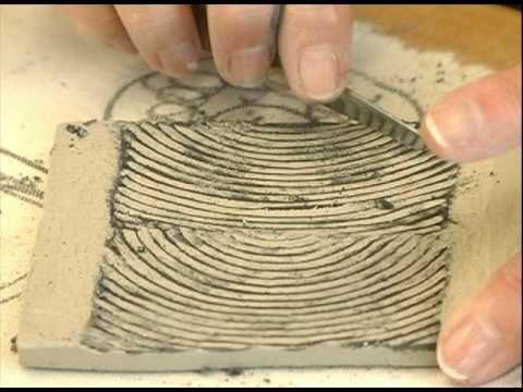 Tile Making: Part 2   Imprint & Mishima