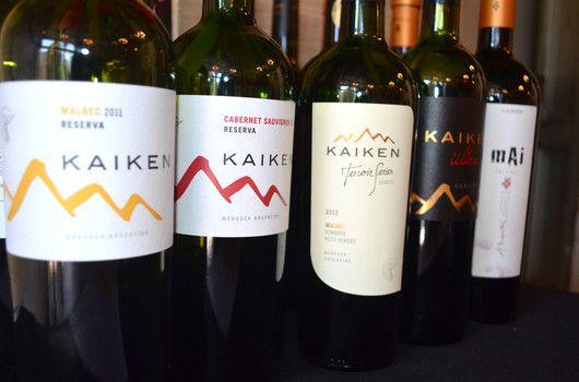 Kaiken Premium Wines-The red wines