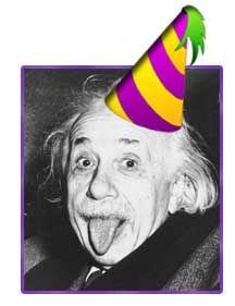 Science Education Day March 14 Einstein S Birthday Albert Einstein Birthday Einstein Education Day