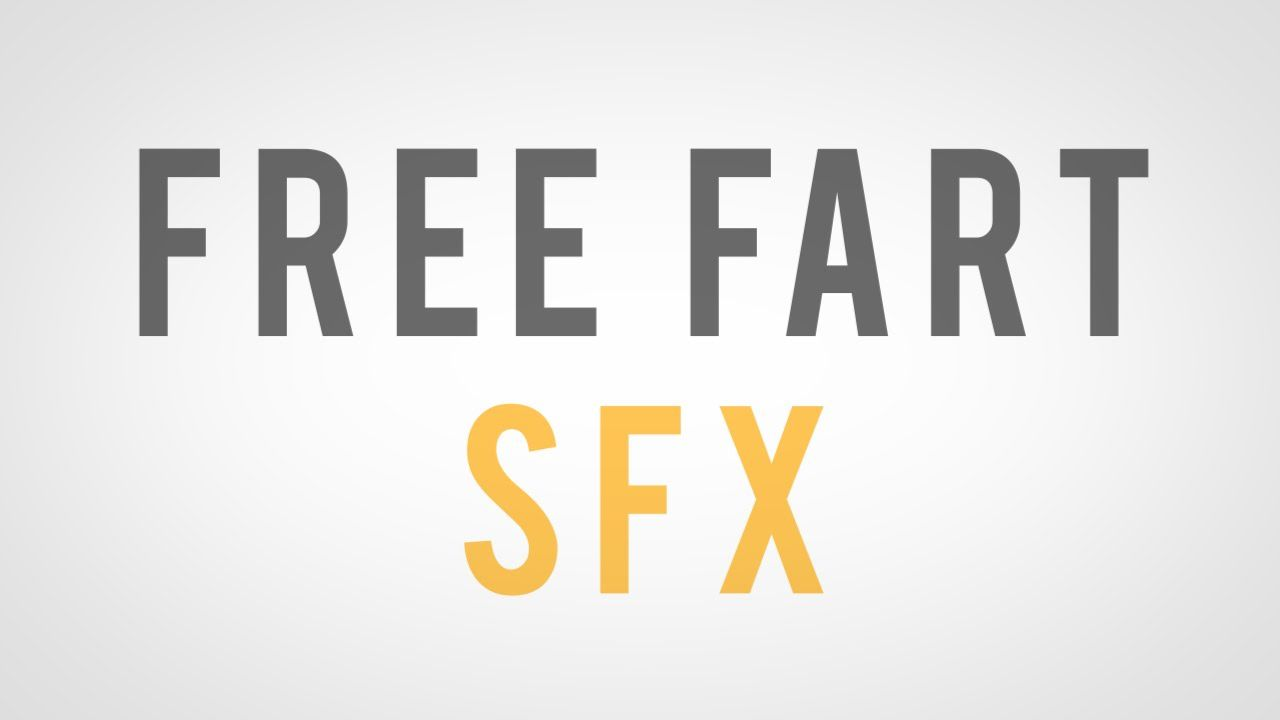 SoundSilk - FART - Free Sound Effect Download | Free sound