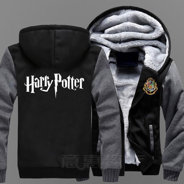 Jacket Hoodie XS-XXL Unisex Harry Potter