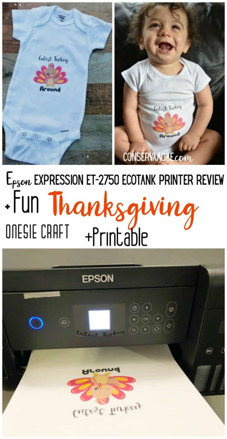 Epson Expression ET2750 EcoTank Printer Review (With