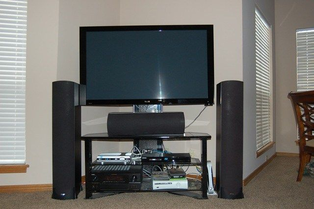 Living Room Setup Home Theater Forum Systems Installation