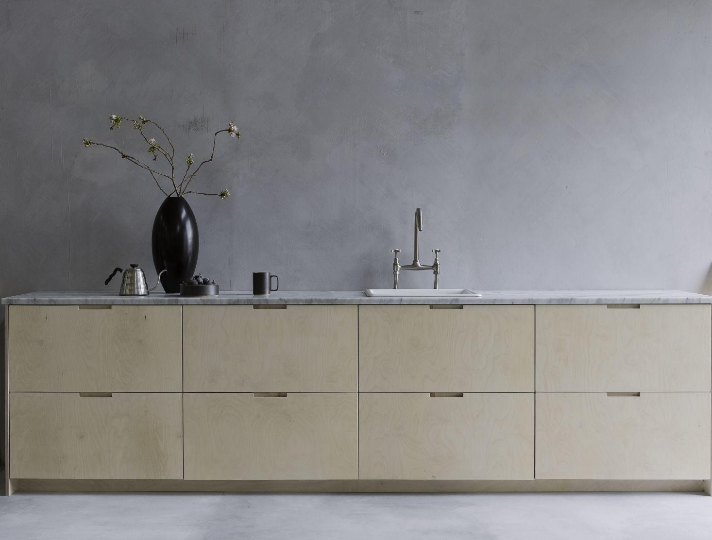 Ikea Kitchen Upgrade 11 Custom Cabinet Companies For The Ultimate Kitchen Hack Sperrholzkuche Kuche Holz Und Kleine Kuche