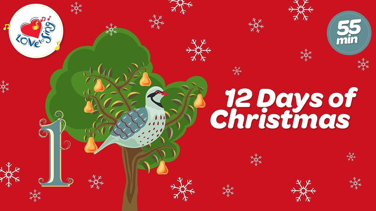 Sing along to the Twelve Days of Christmas and many more