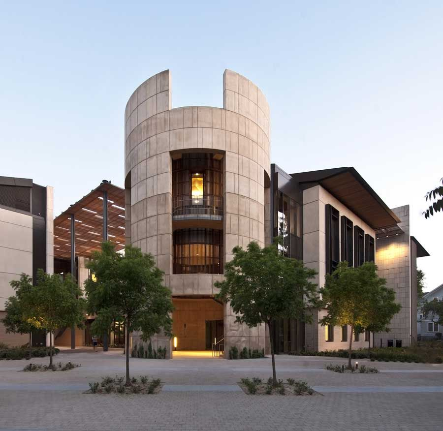Modern Architecture Schools university building modern - stanford university | educational
