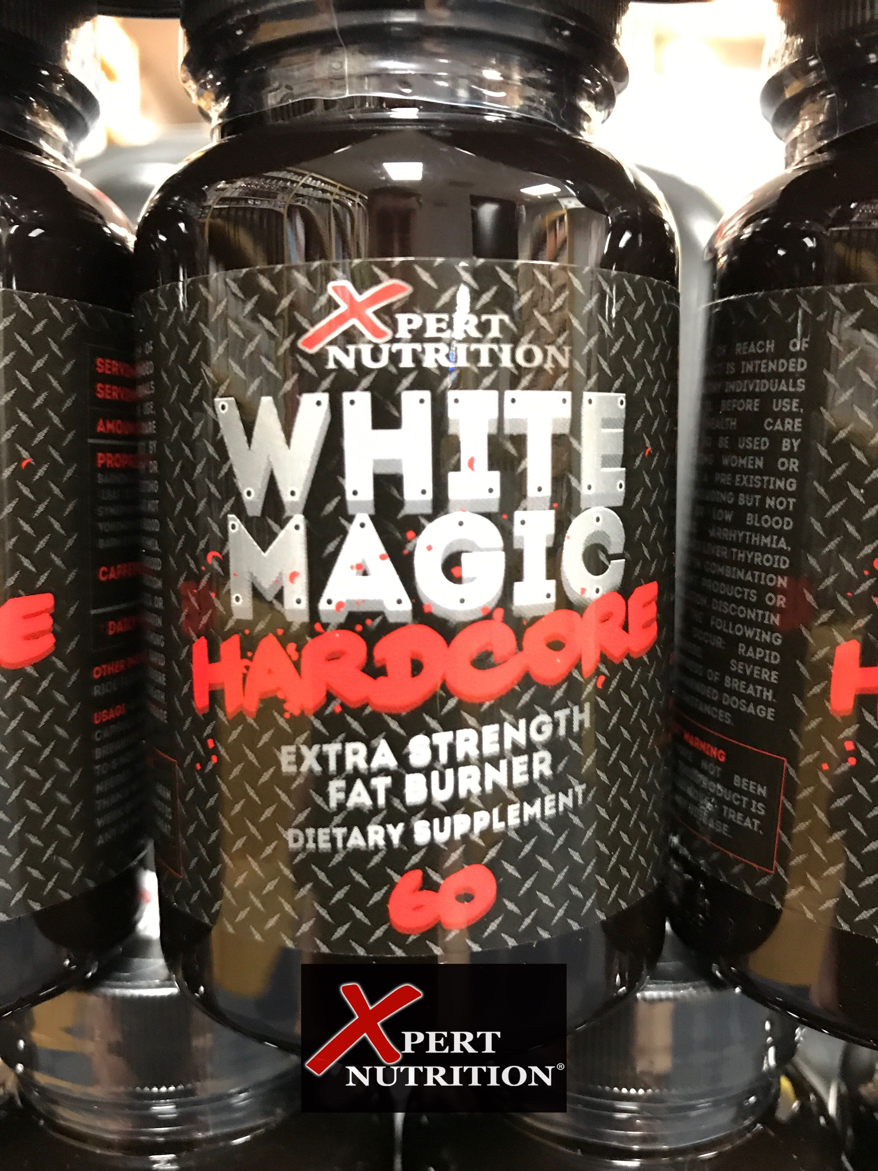 WHITE MAGIC HARDCORE New @ Xpert Nutrition Stores! Did you like the