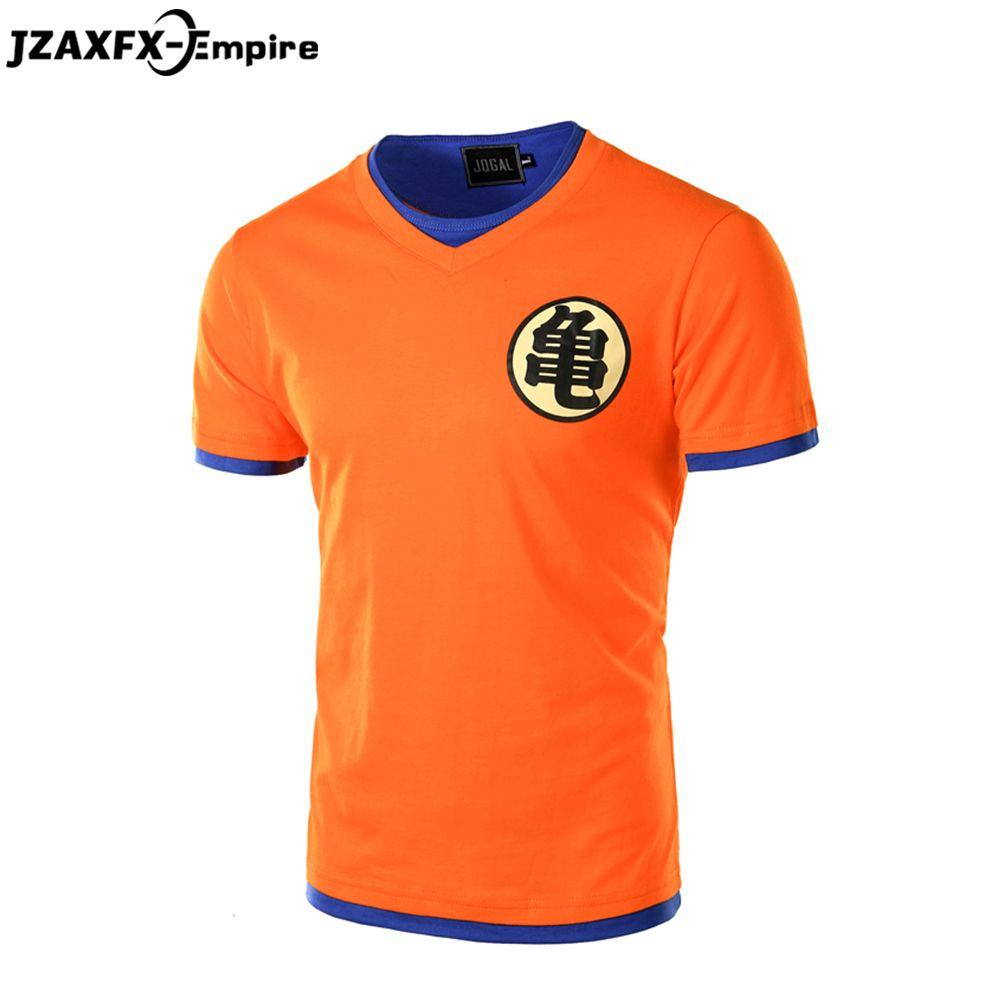 남성 드래곤 볼 T 셔츠 패션 디자인 마스터의 Roshi 패턴 여름 Camiseta 드래곤 볼 셔츠 3D 티셔츠 남성 코스프레