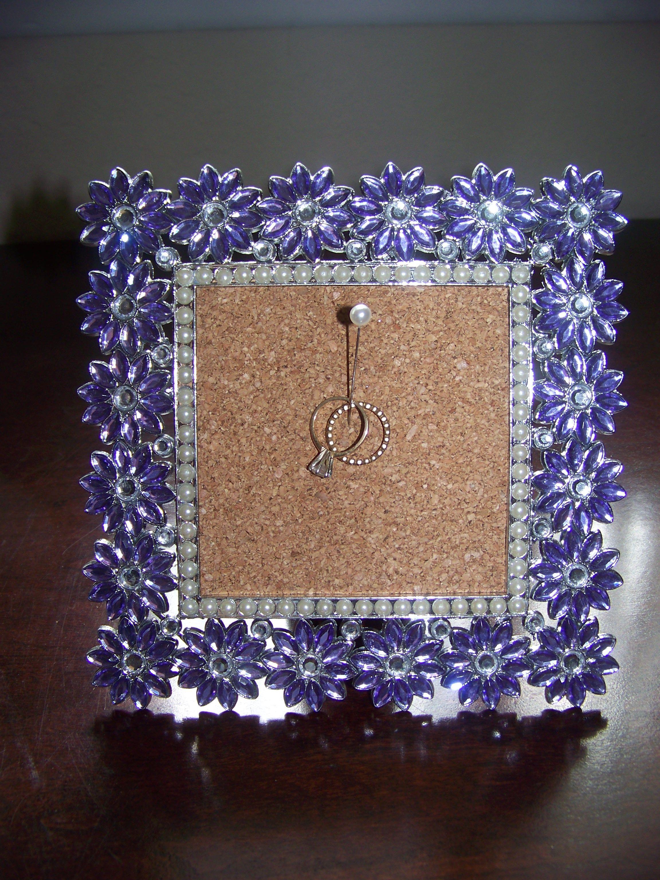 45++ Wedding ring holder for home information