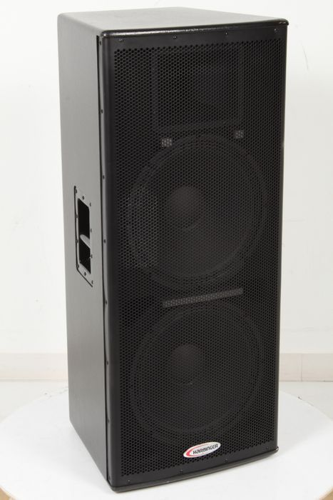 Used Harbinger Hp215 Powered Loudspeaker  886830212826