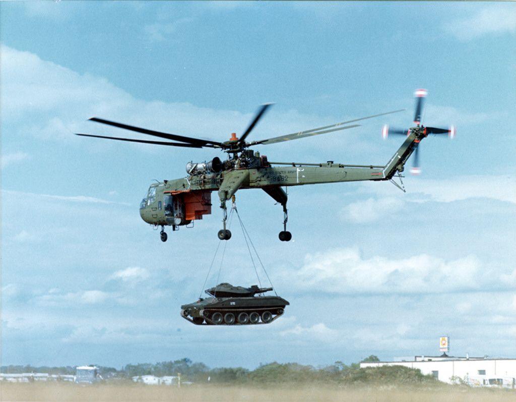 грузовой вертолет картинка так