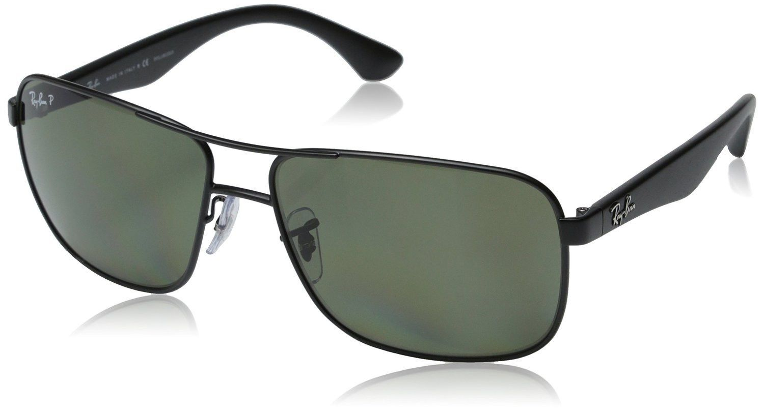 eddbf935a12 Ray-Ban RB3516 006 9A Sunglasses 62MM
