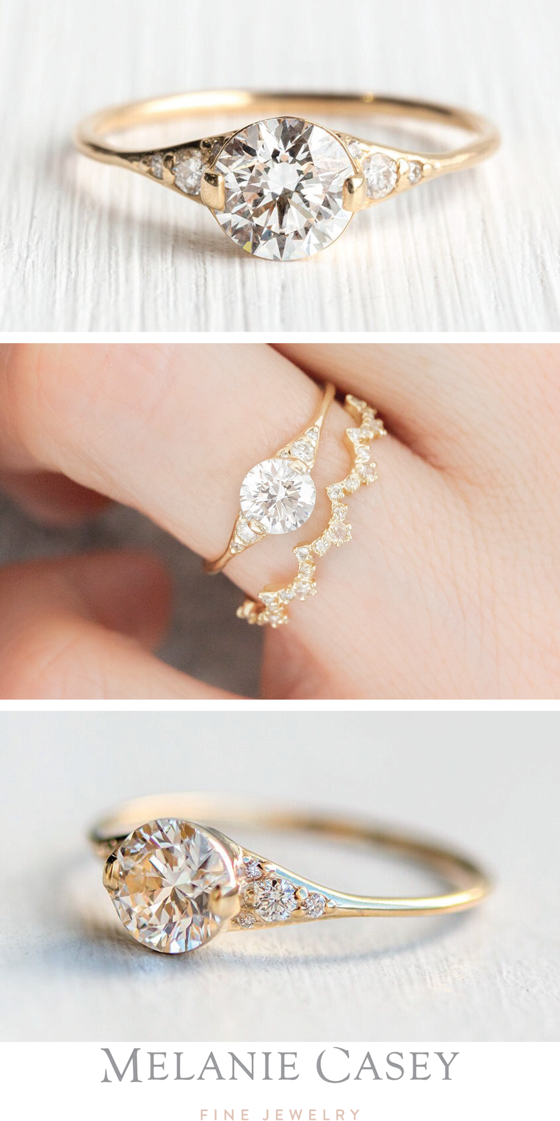 Lady S Slipper Ring In 2021 Gold Diamond Wedding Band Diamond Bridal Ring Sets White Gold Rings