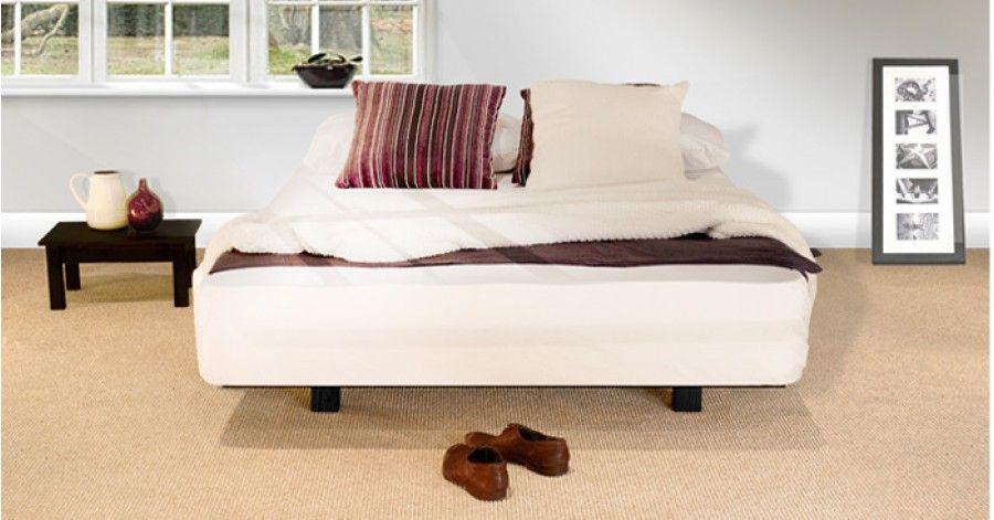 Best Floating Platform Bed No Headboard Floating Platform 400 x 300
