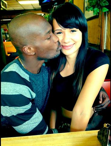 K Michelle And Ochocinco theJasmineBRAND.com: [...
