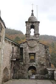 Resultado de imagen de monasterio de caaveiro