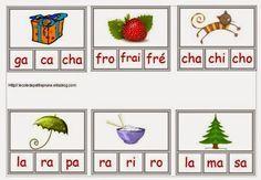 En classe avec Montessori: GS